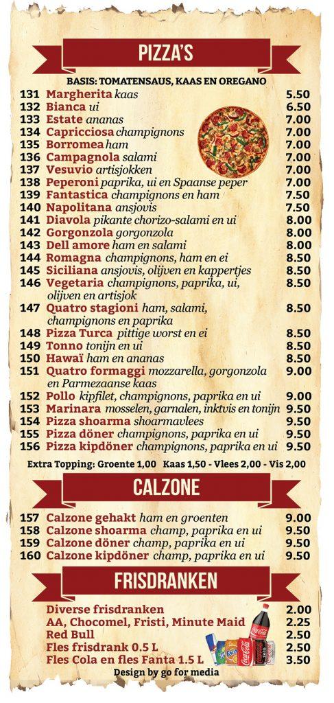 Cafetaria Alfood Folder